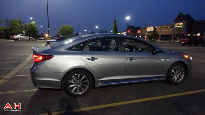 Hands On with Android Auto in the 2015 Hyundai Sonata