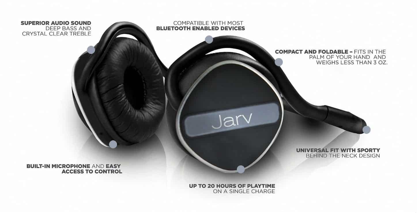 Jarv Joggerz Pro Black 6