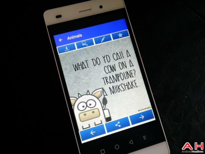 Featured: Top 10 Android Apps For Jokes