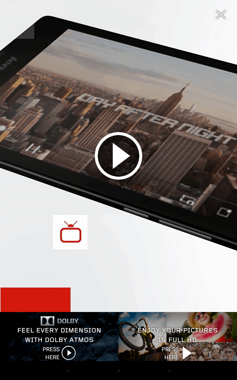 Lenovo Tab 2 A8 Review AH ui 11