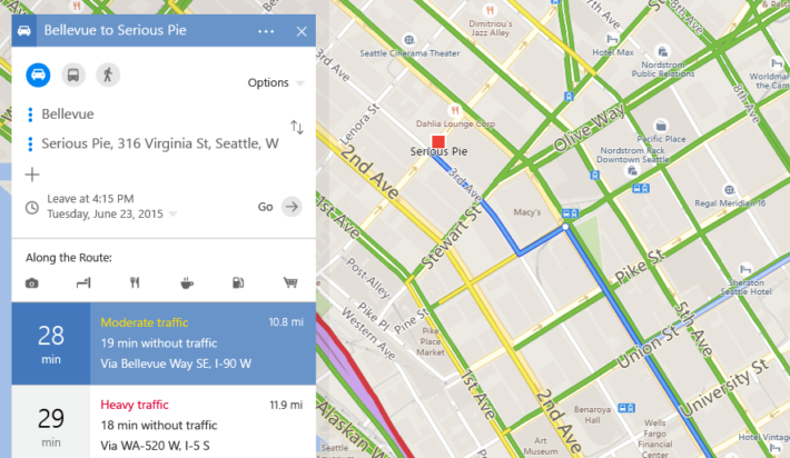 Microsoft Updates Bing Maps Taking Cues From Google
