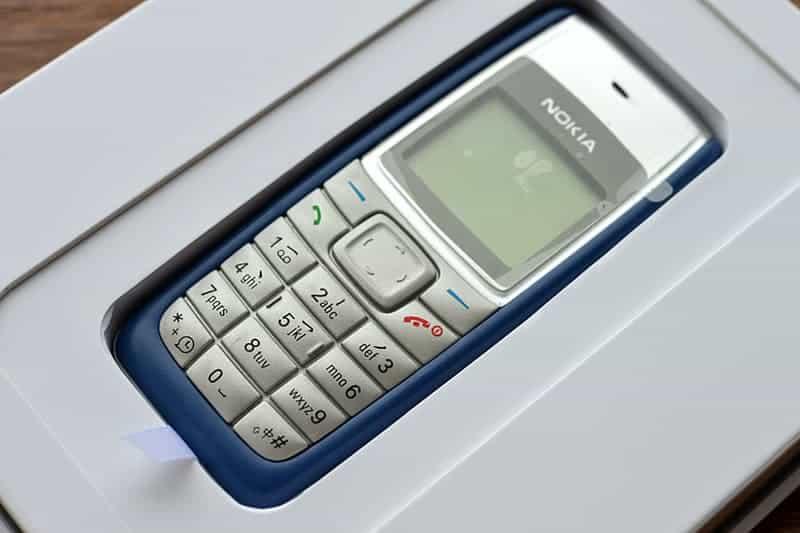 Meizu M2 event invites Nokia 1110 3