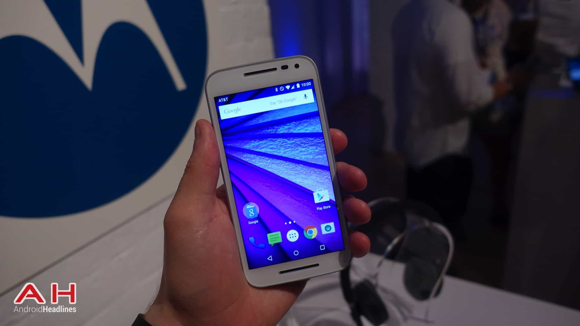 Moto G 2015 Hands On AH 35