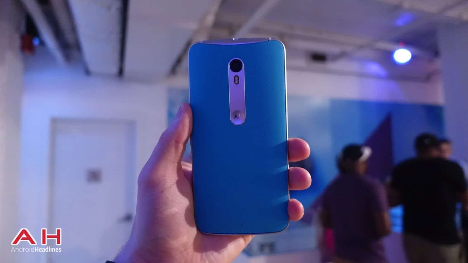 Moto X Style Hands On AH 33