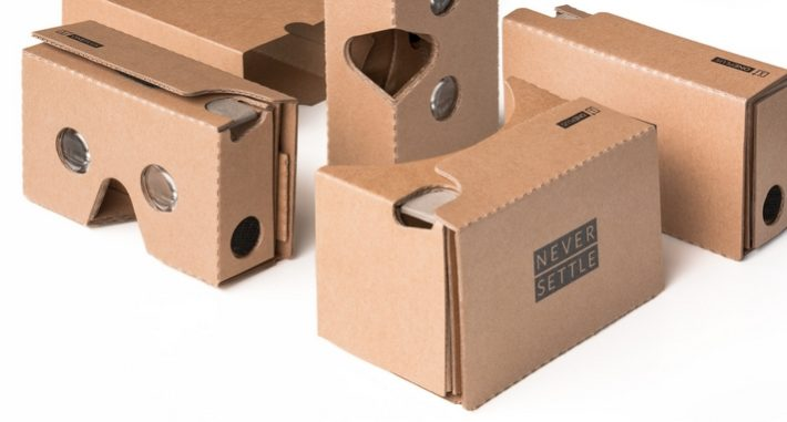 OnePlus Cardboard Is Now Available For $0 (+Shipping)