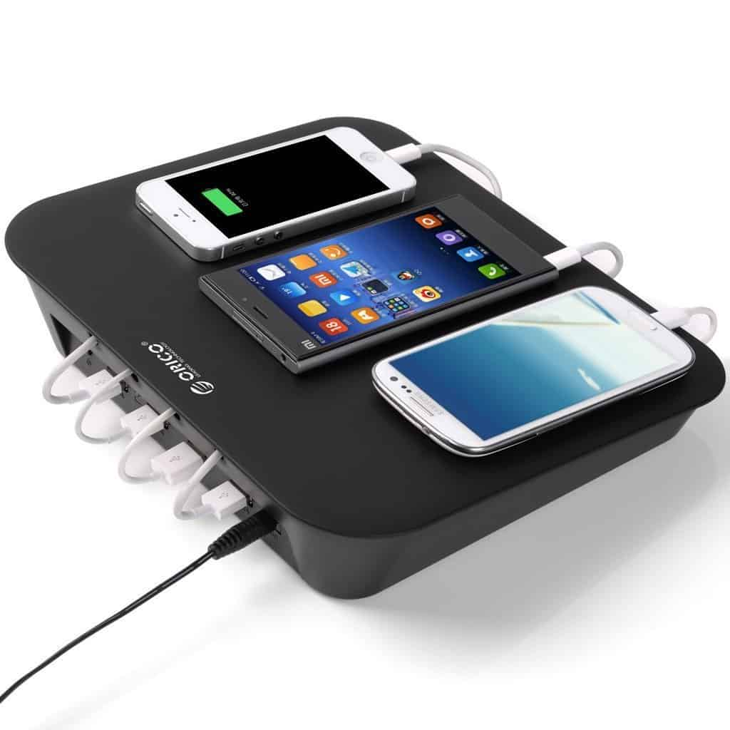 Orico 4 Port Charging Station