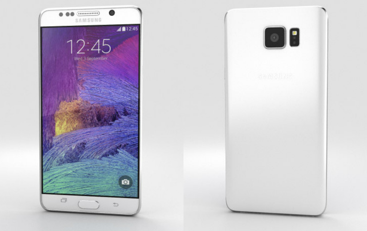 Samsung Galaxy Note 5 3D renders_11