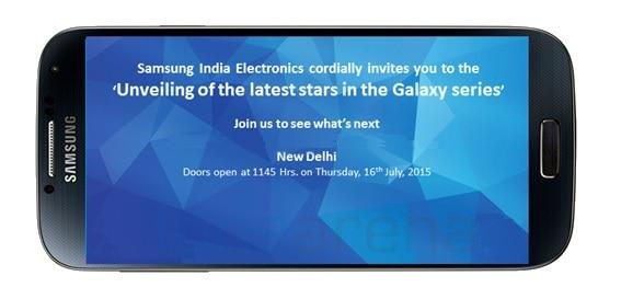 Samsung Invitation KK