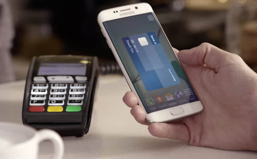Samsung Pay with S6
