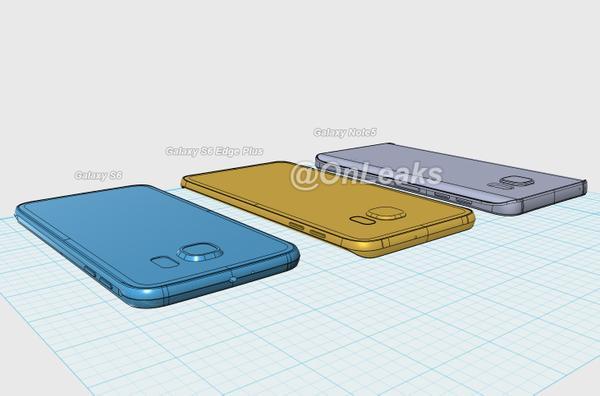 Samsung note 5 s6 onleaks 2