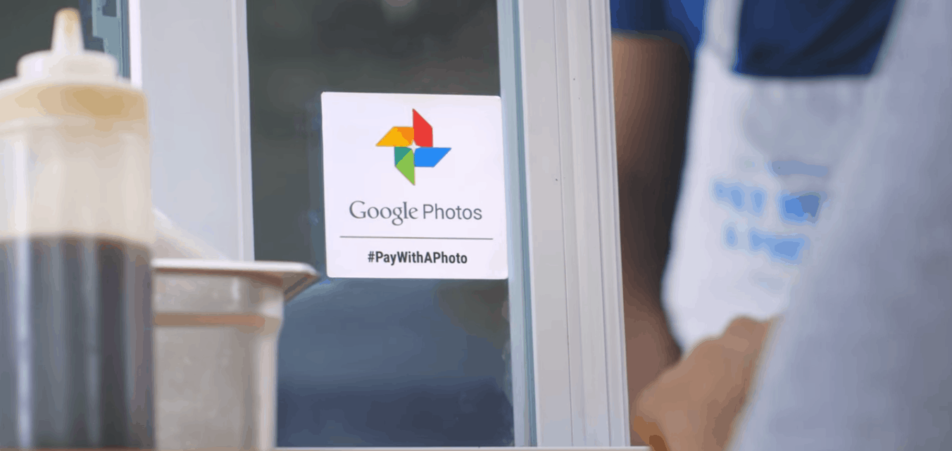 Google Photos Pay