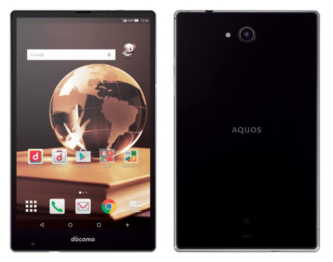 Sharp Aquos Pad SH-05G_31