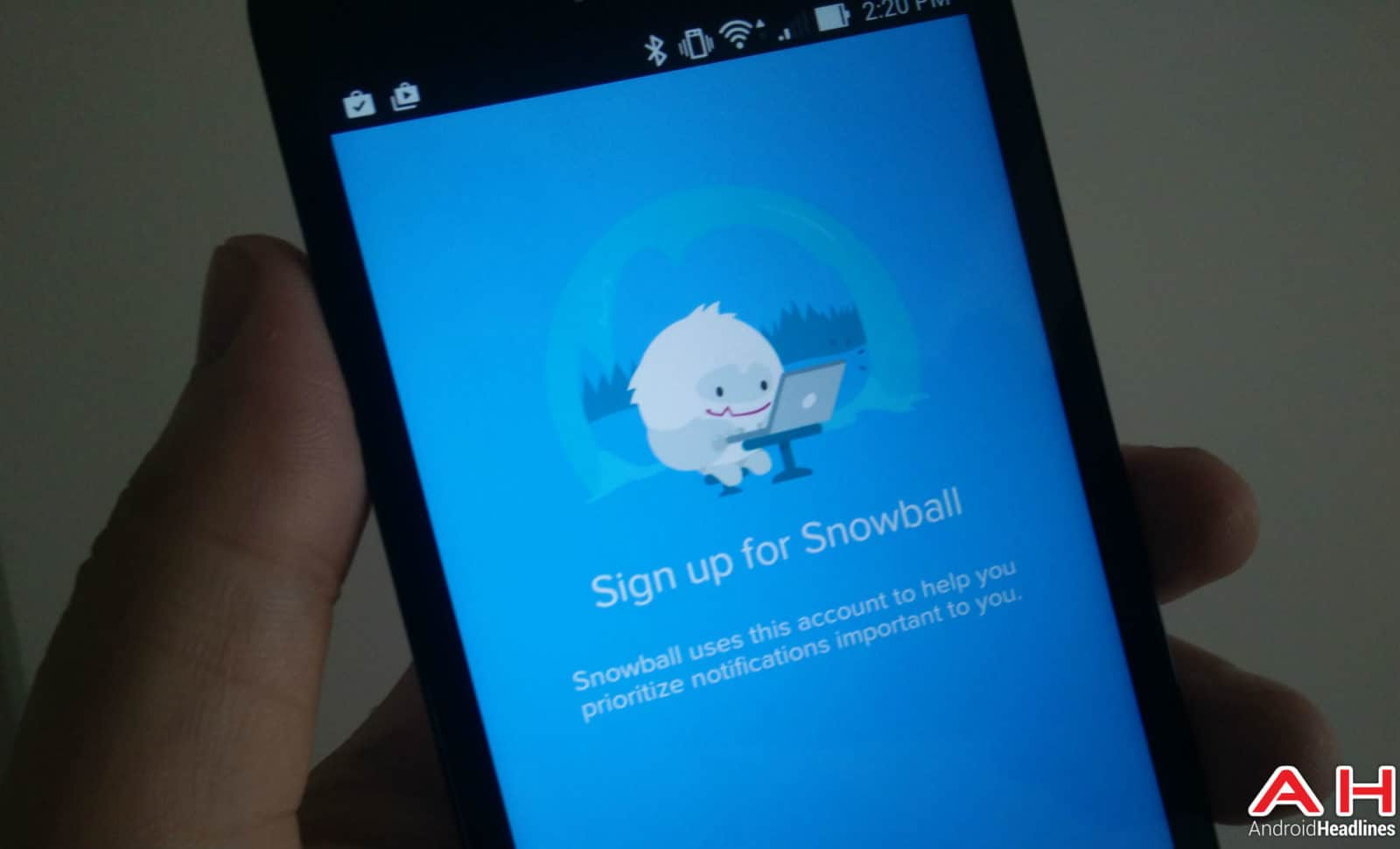 Snowball AH