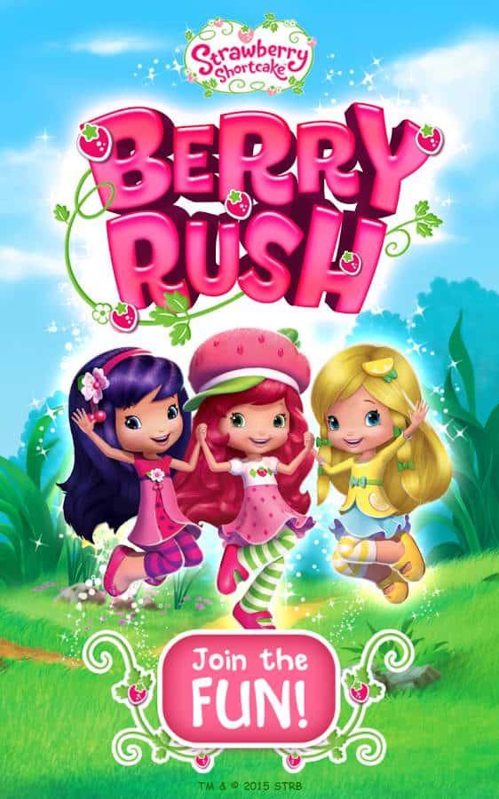 Strawberry Shortcake Berrry Rush