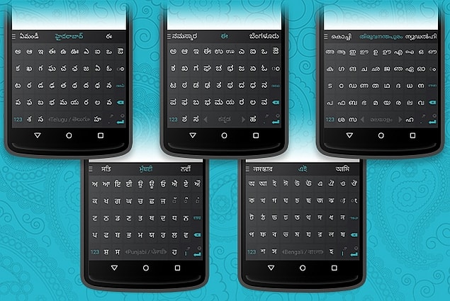 SwiftKey Indian languages_1