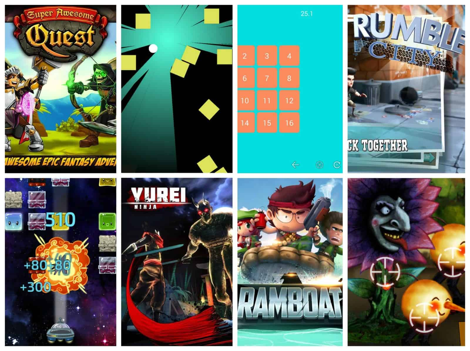 Top New Games July 10th