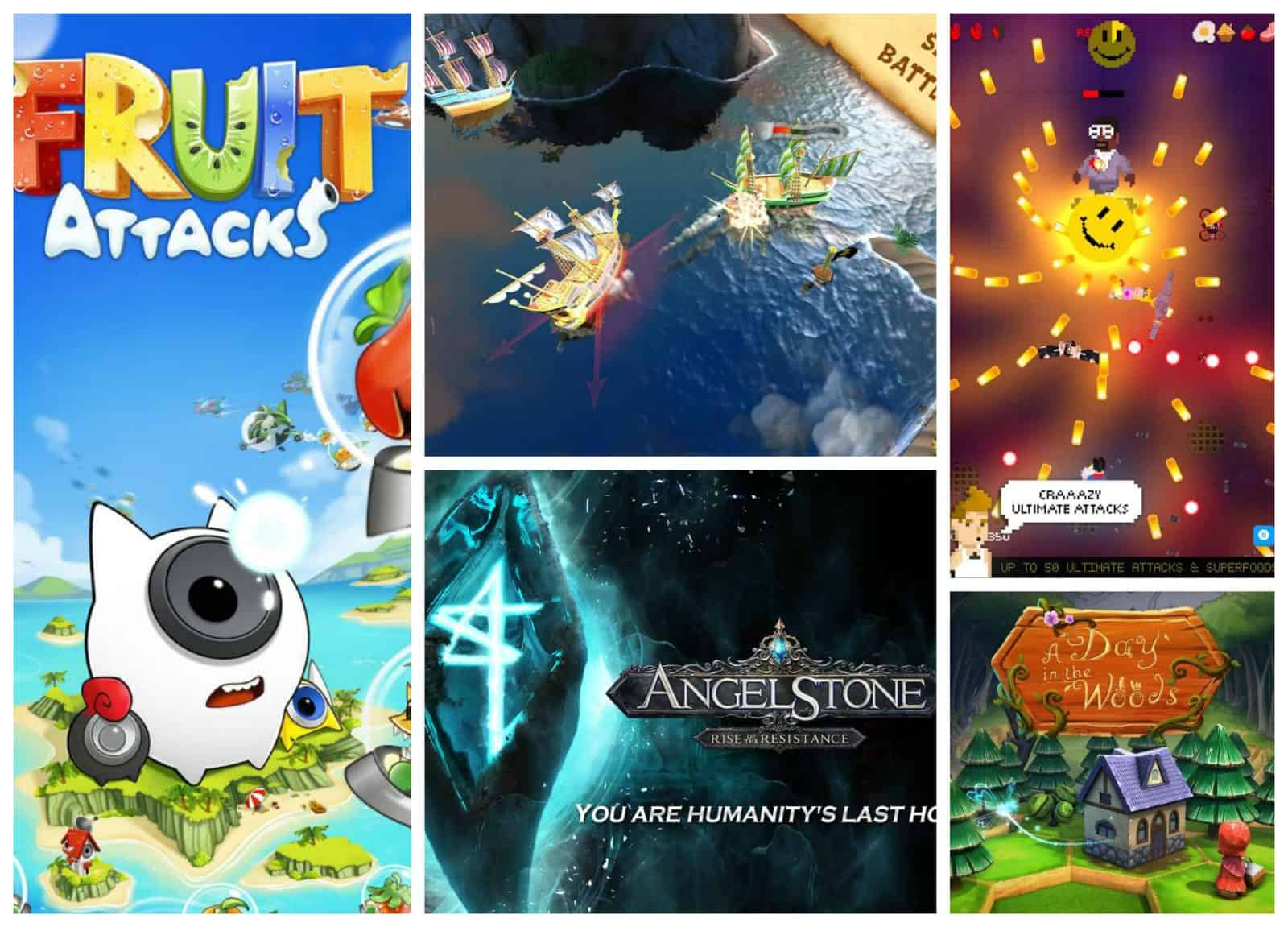 Top New Games July 31st
