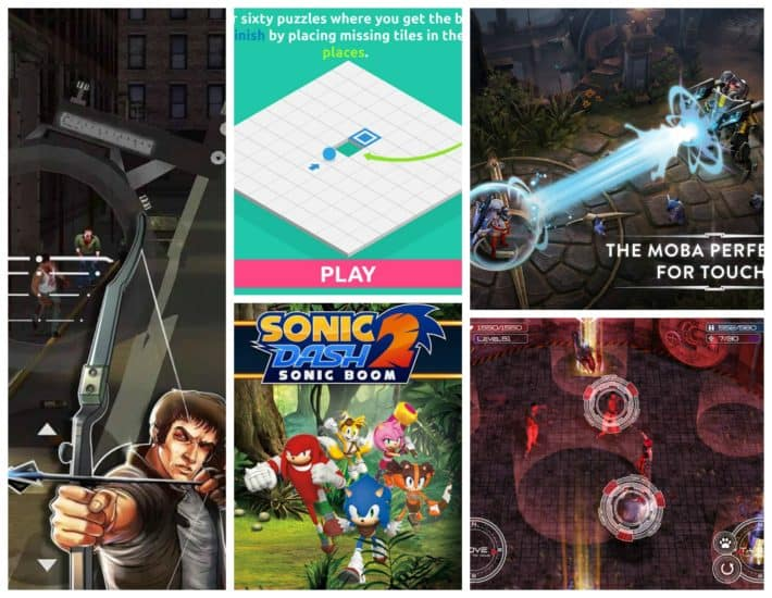 Top New Android Games Of The Week: July 3rd