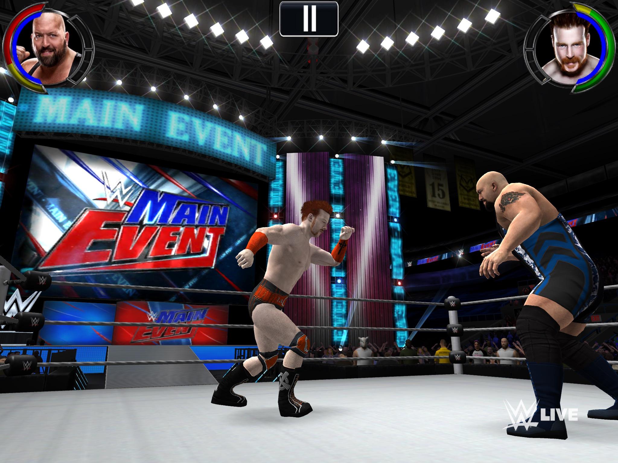 WWE 2K Gets Upd...