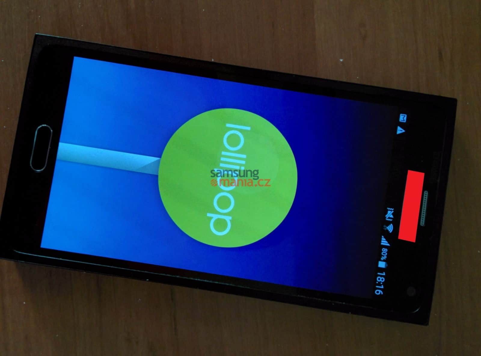 galaxy note 5 testbed