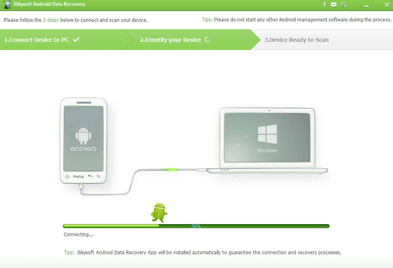 iSkysoft Android Data Recovery-7