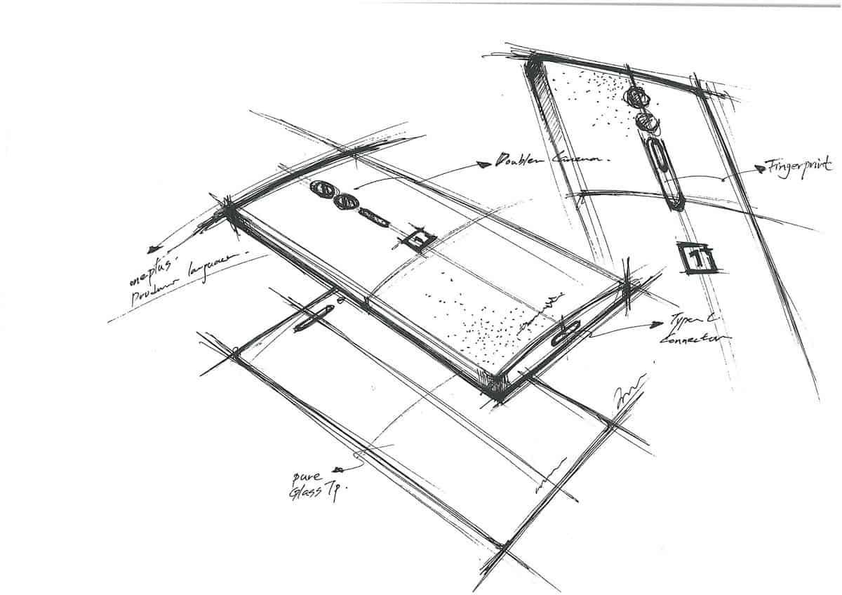 oneplus 2 sketch 2