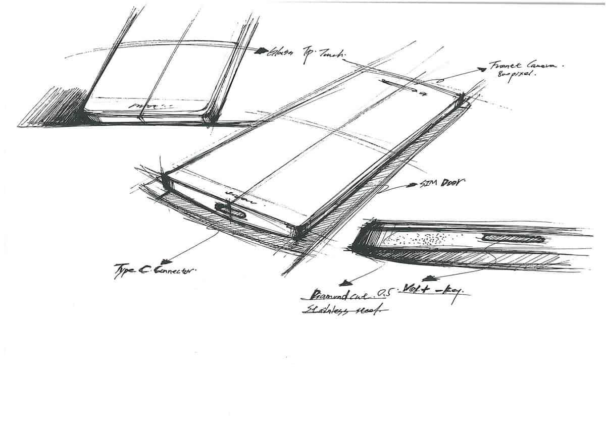 oneplus 2 sketch
