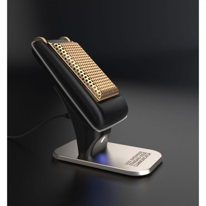 $150 Will Get You A Bluetooth Star Trek Communicator