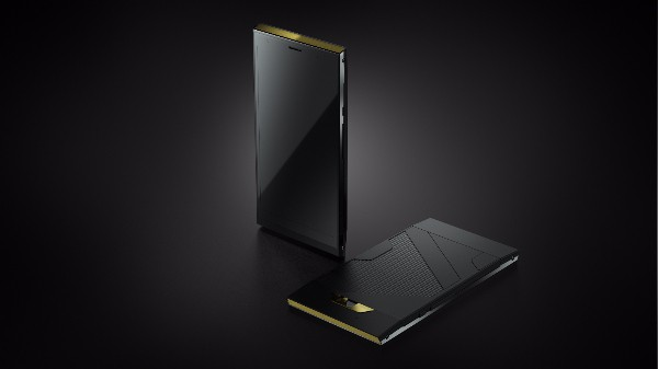 Turing Phone Dark Wyvern Edition