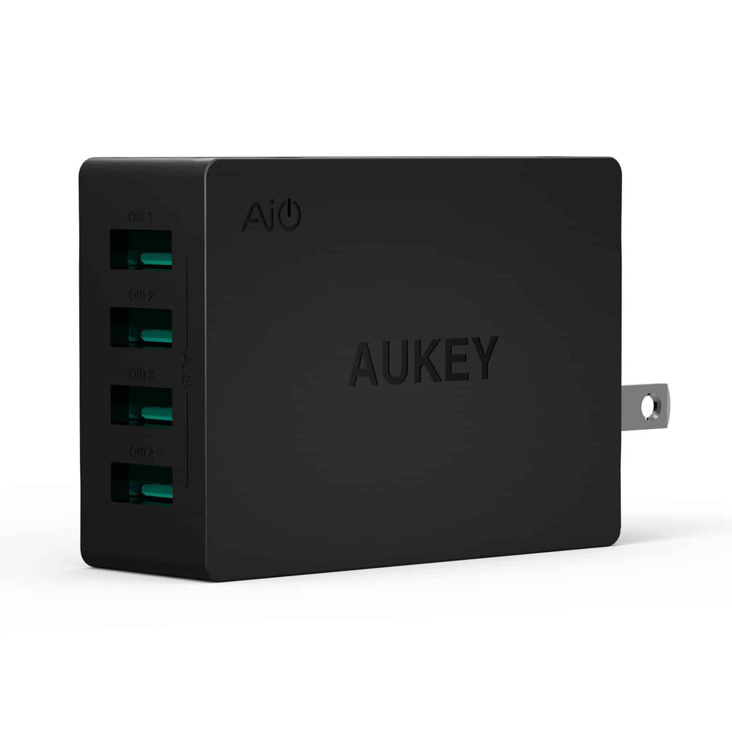 Aukey 30W Travel Charger