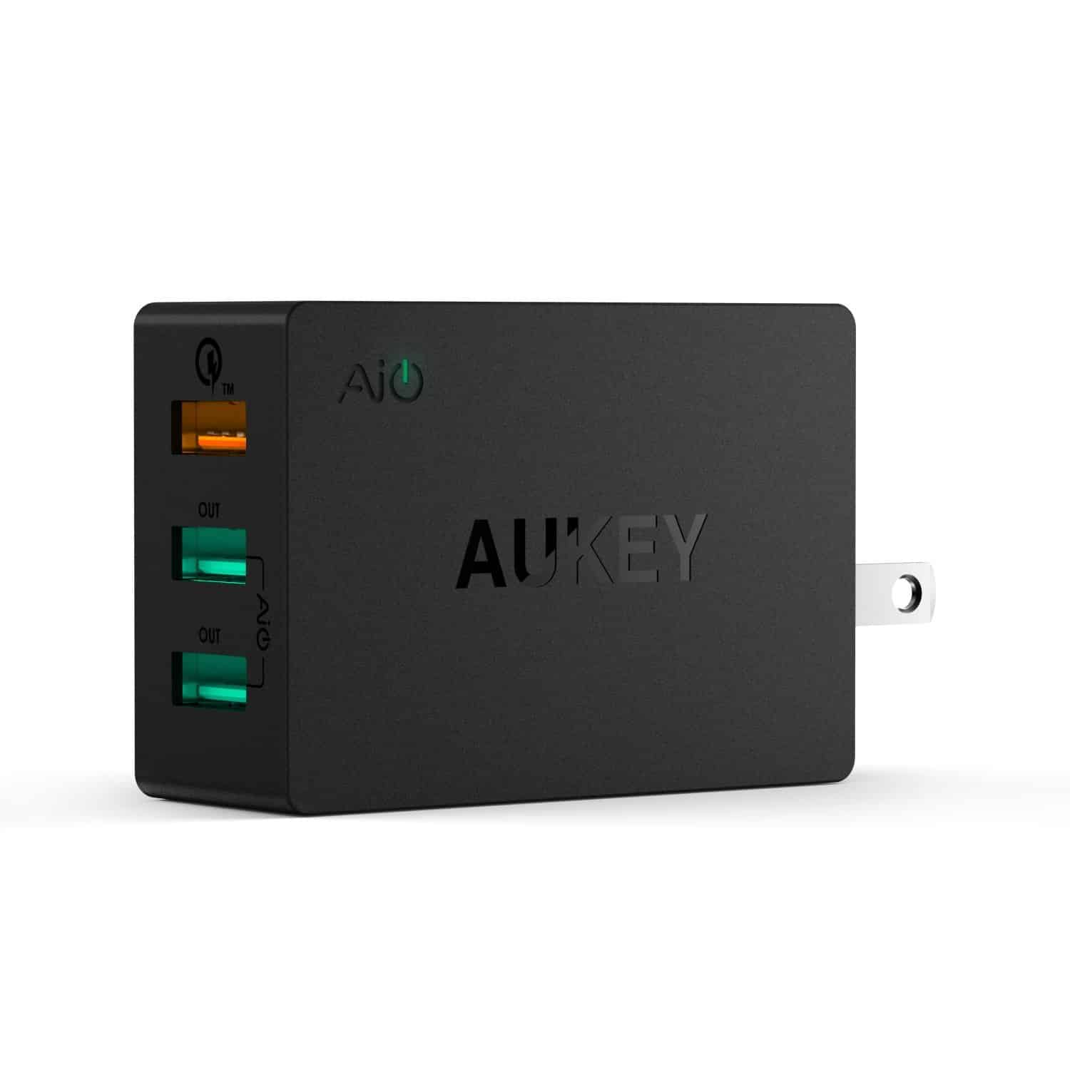 Aukey Quick Charge 2.0 USB Charger