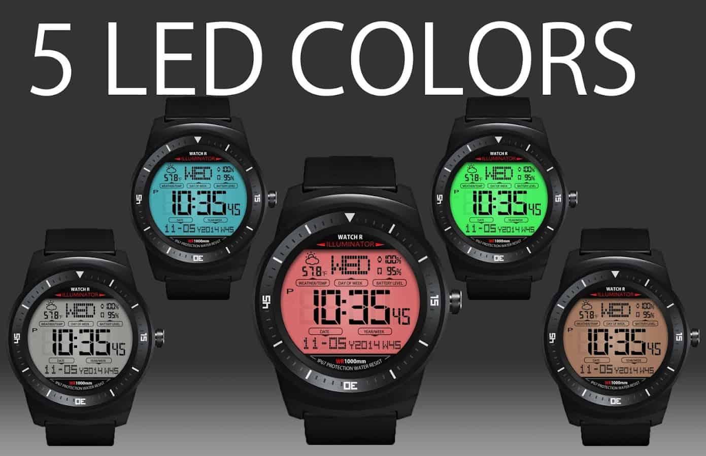 A45 Watch