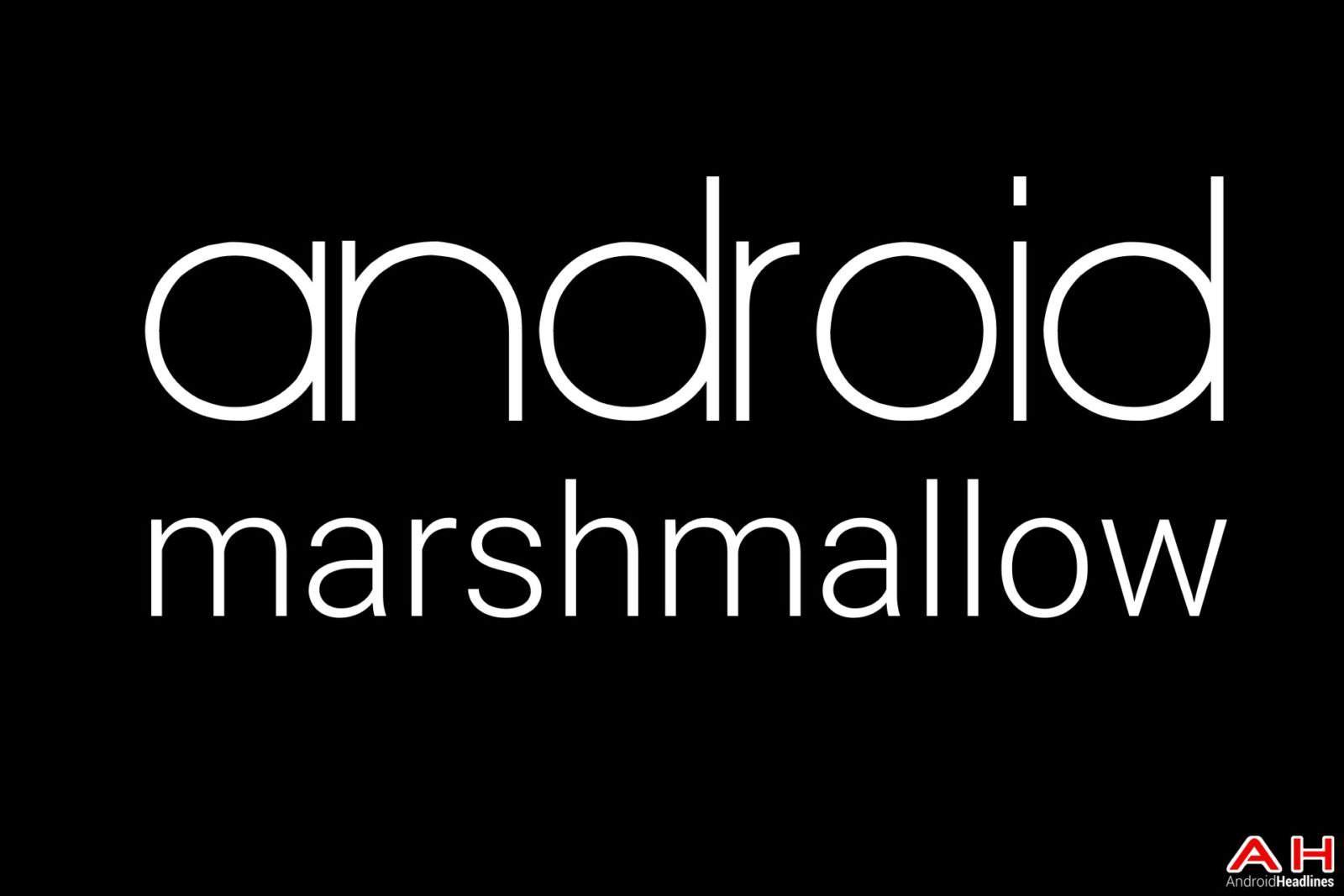 AH Android Marshmallow Logo 1.1
