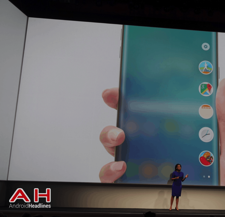 AH Galaxy S6 Edge+ 'Apps Edge'