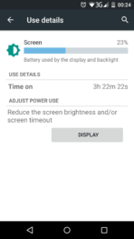 AH UMi Iron review battery life 1