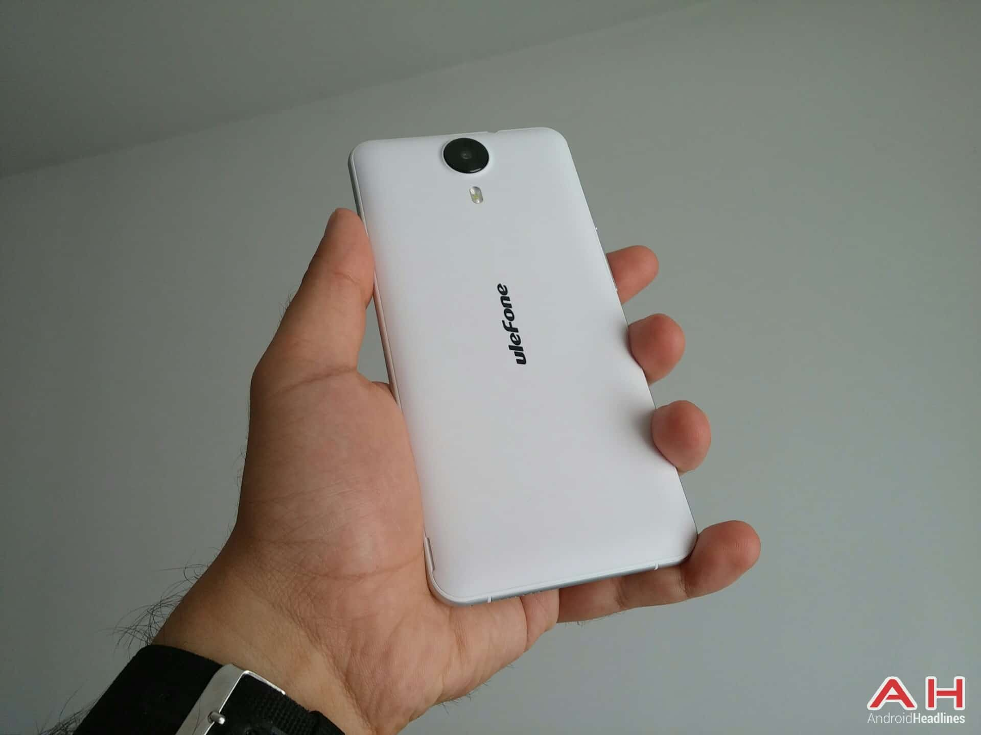 AH Ulefone Be Touch review (design)_11
