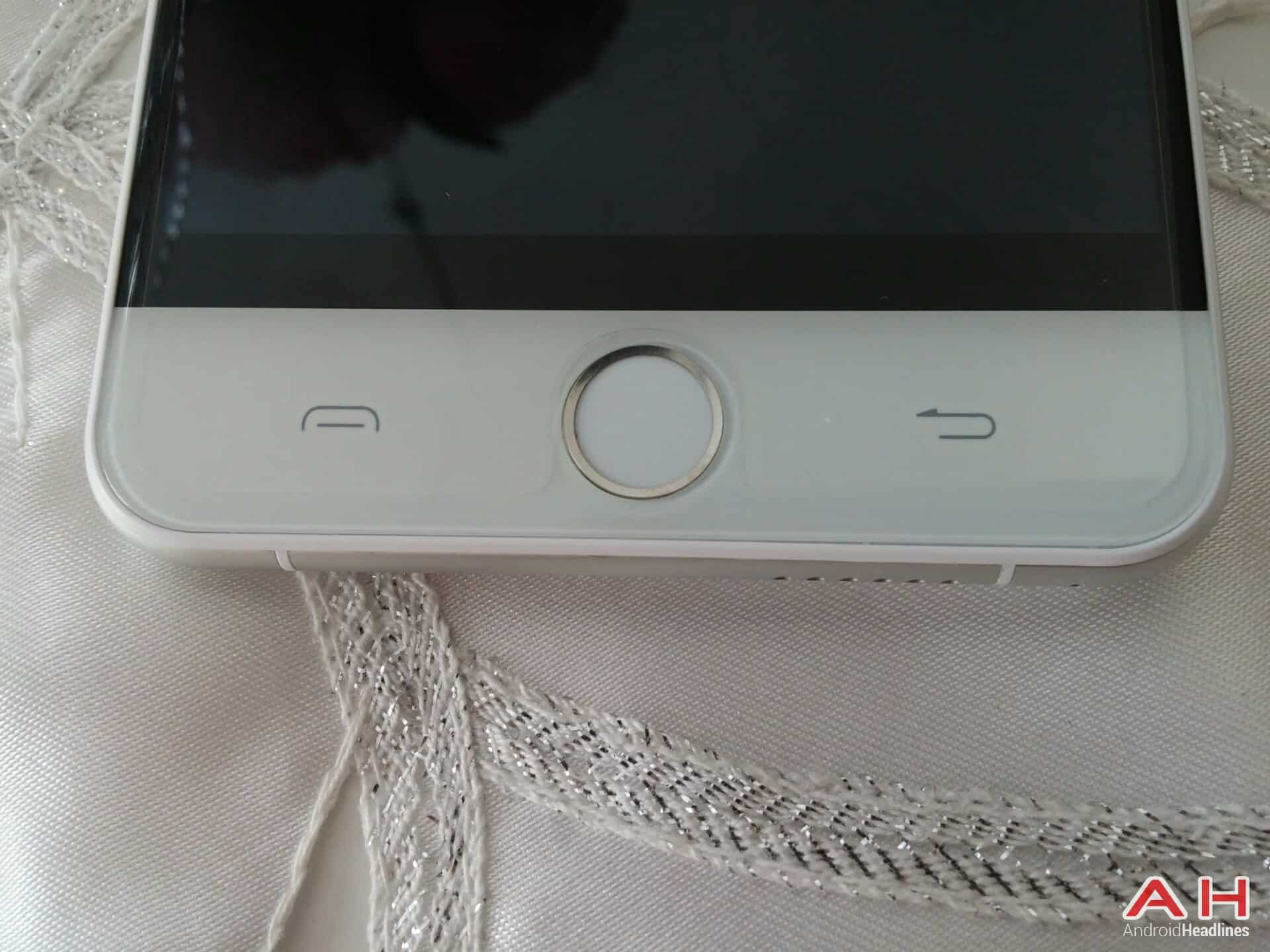 AH Ulefone Be Touch review design 5