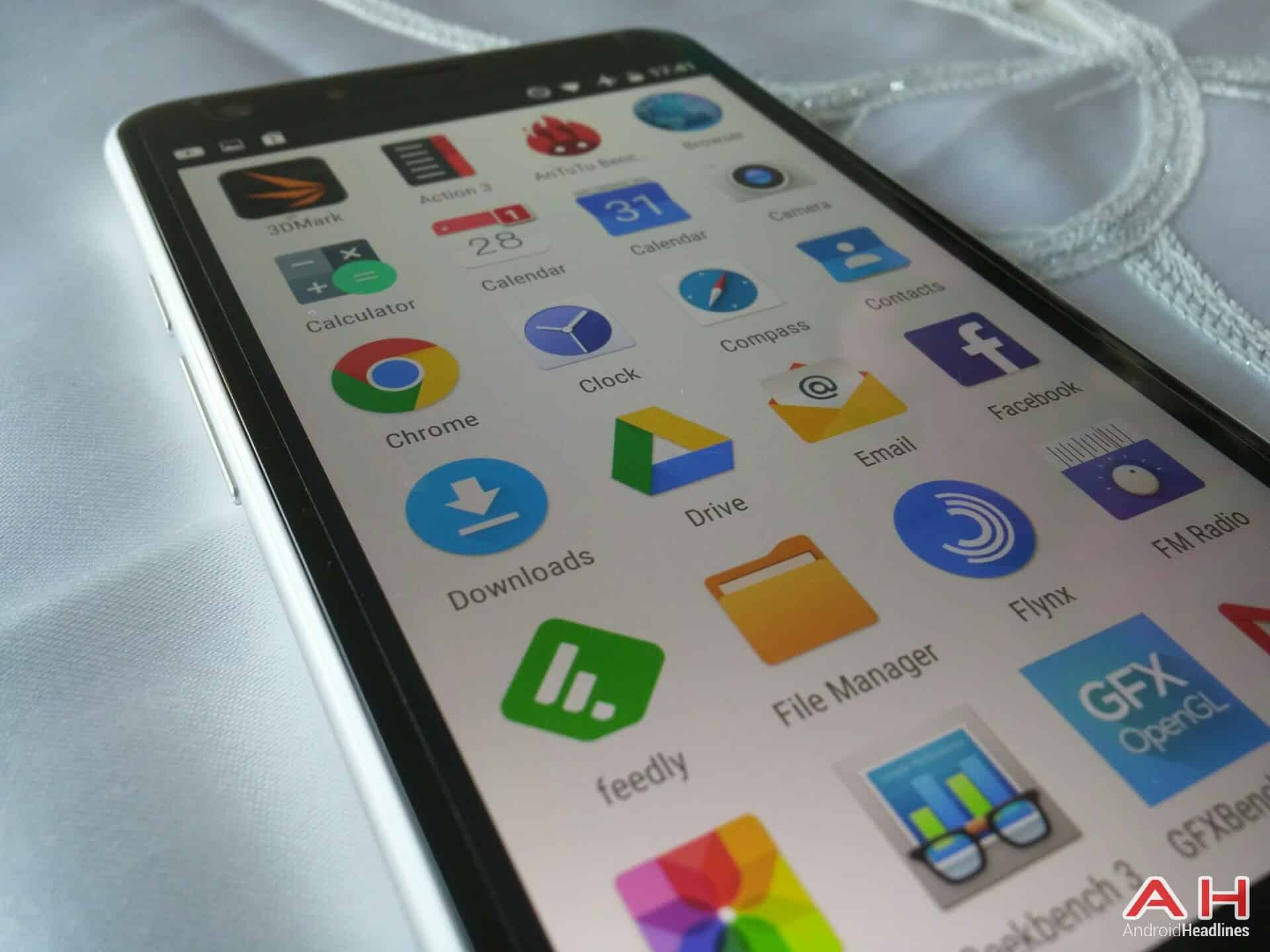AH Ulefone Be Touch review (software)_1
