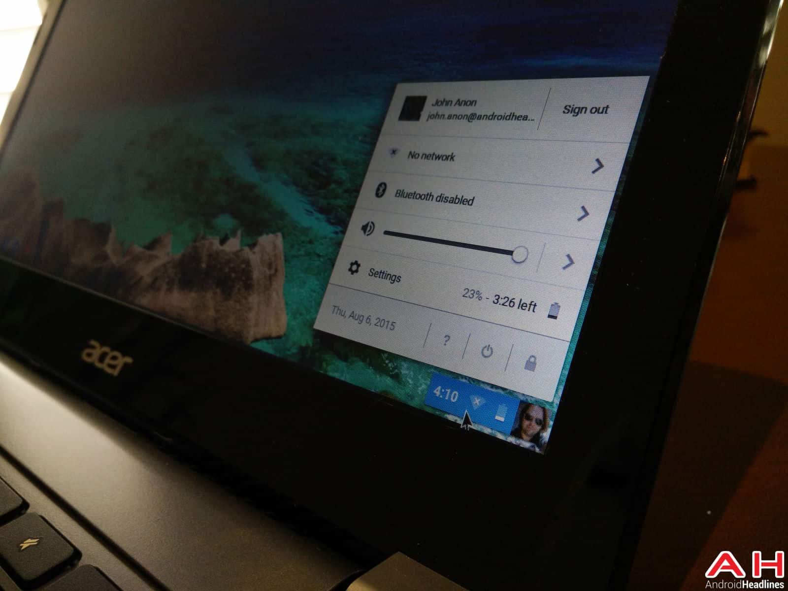 Acer Chromebook 11 C740 AH-63