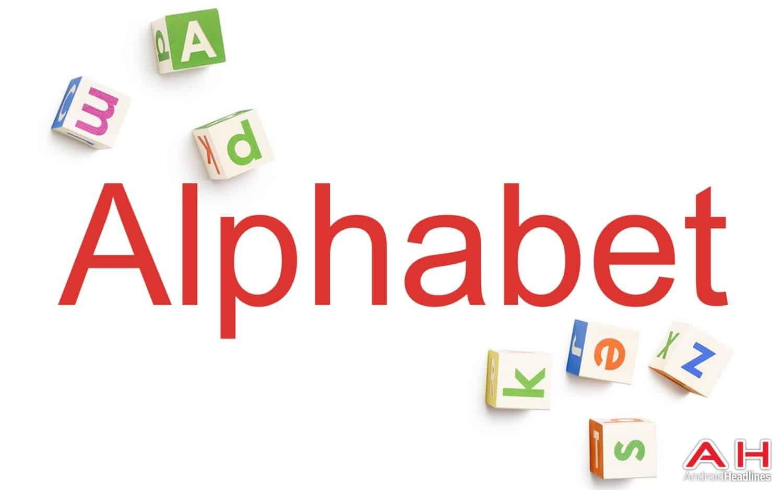 Alphabet Logo Google Android AH 1