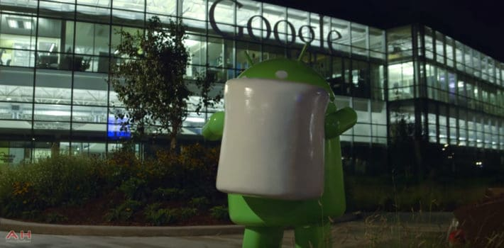 Android 6 Marshmallow AH 1