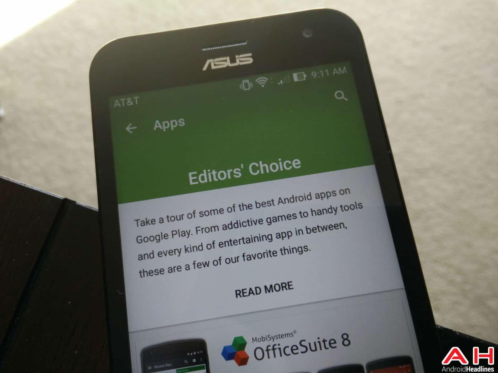 Apps Editor AH