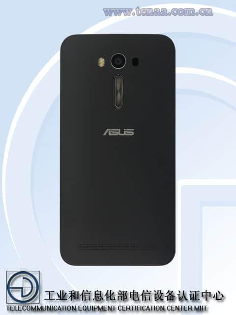 Asus Z00TDA ZenFone TENAA 2