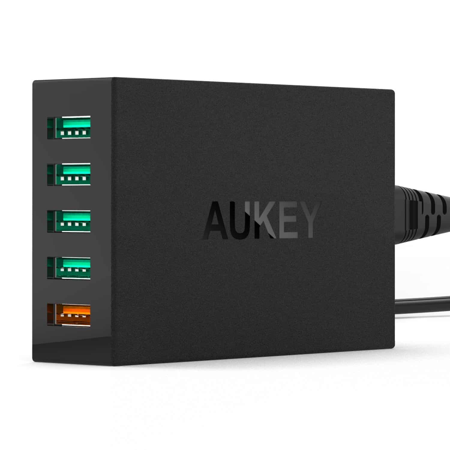 Aukey Quick Charge 2.0 Desktop Charger