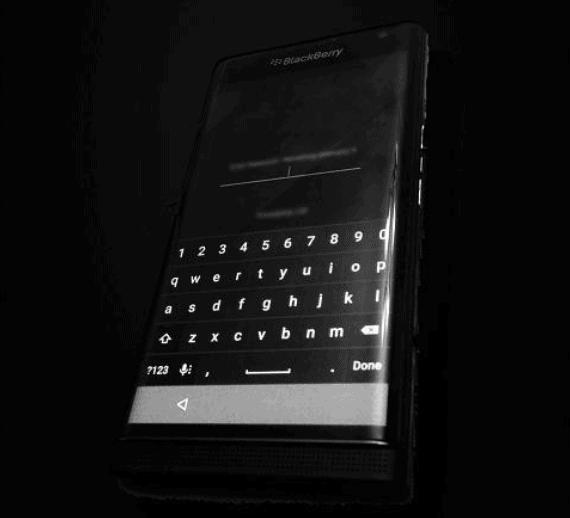 BlackBerry Venice Leaked Image KK