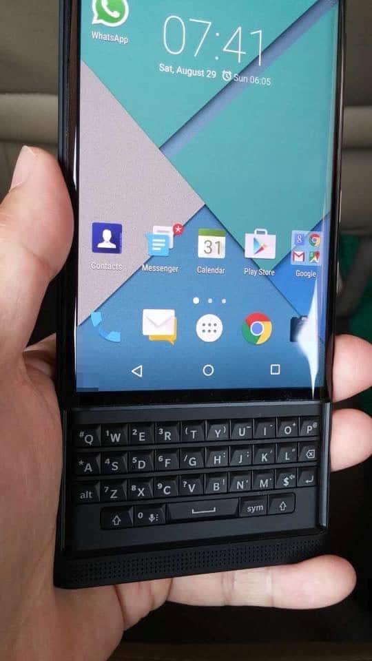 BlackBerry Vince Proto 05 KK