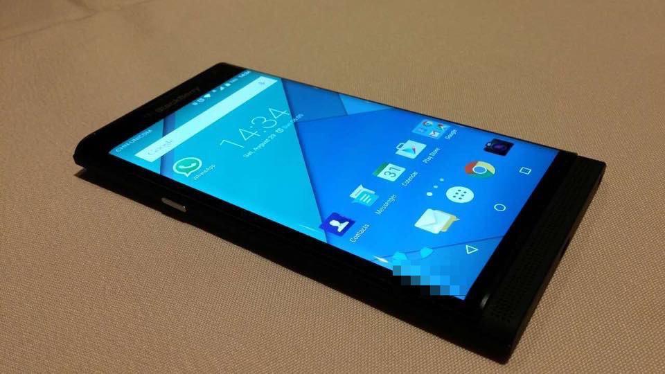 BlackBerry Vince Proto 3 KK