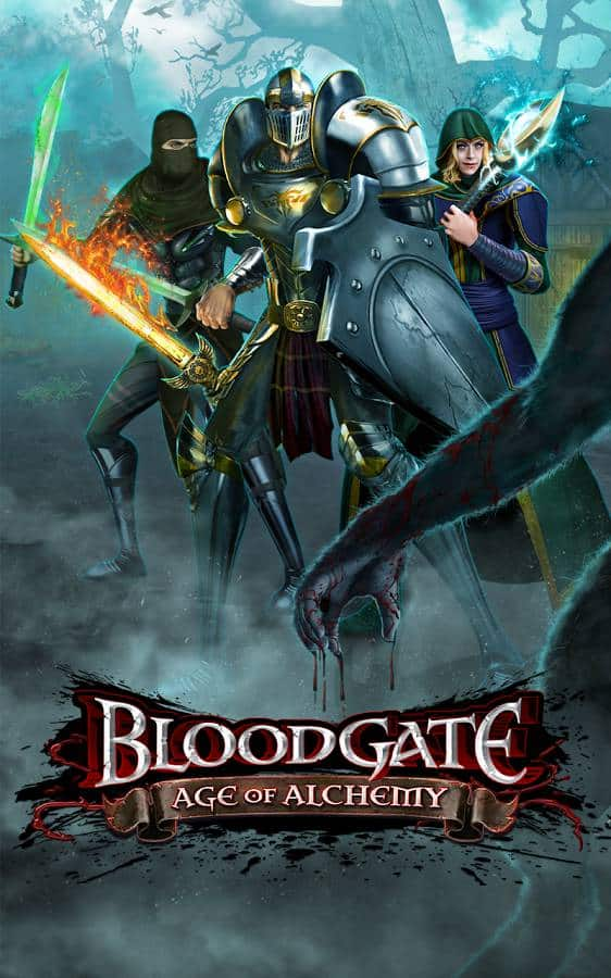 Bloodgate Age of Alchemy