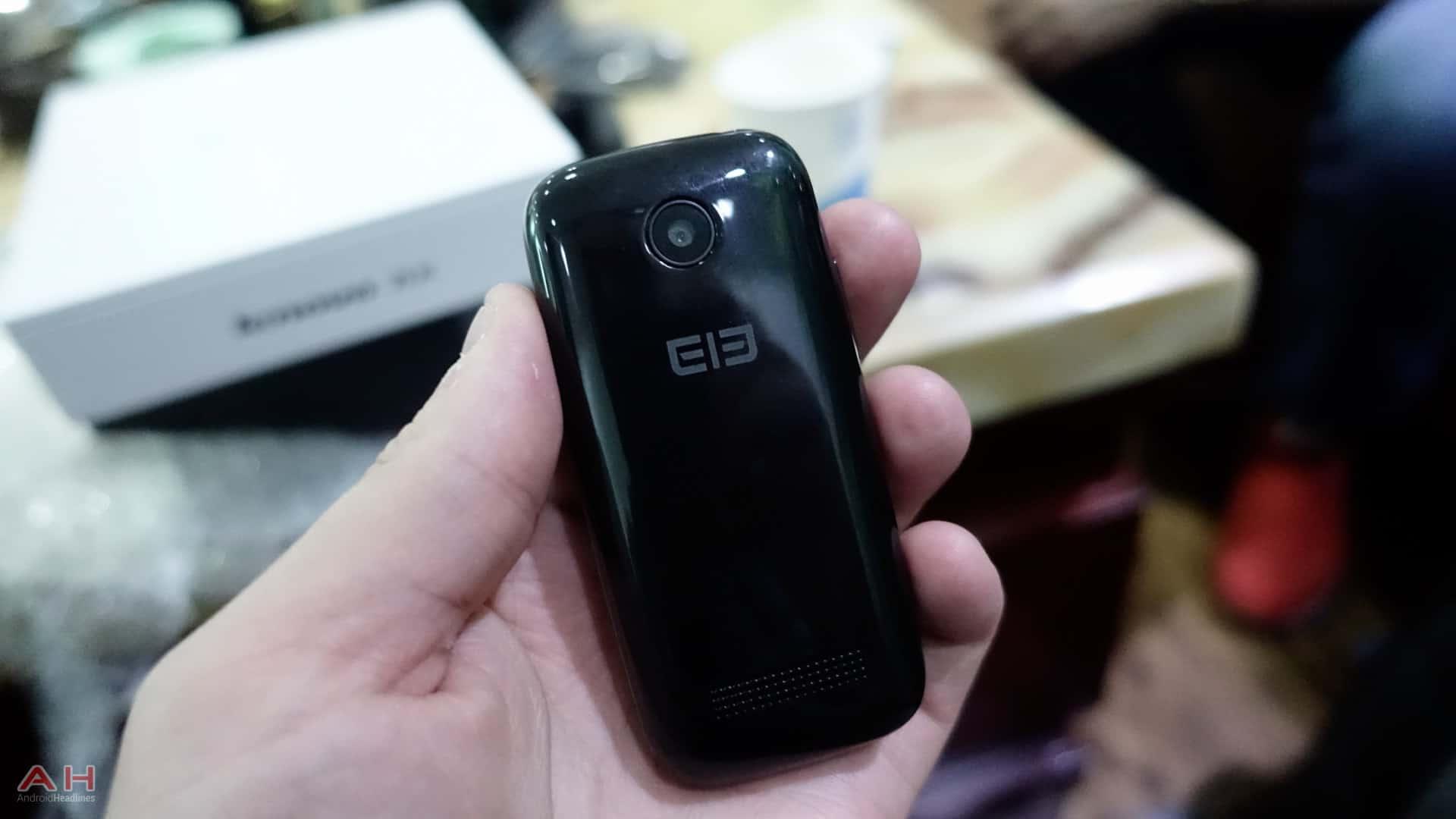 Elephone tiny phone AH 5
