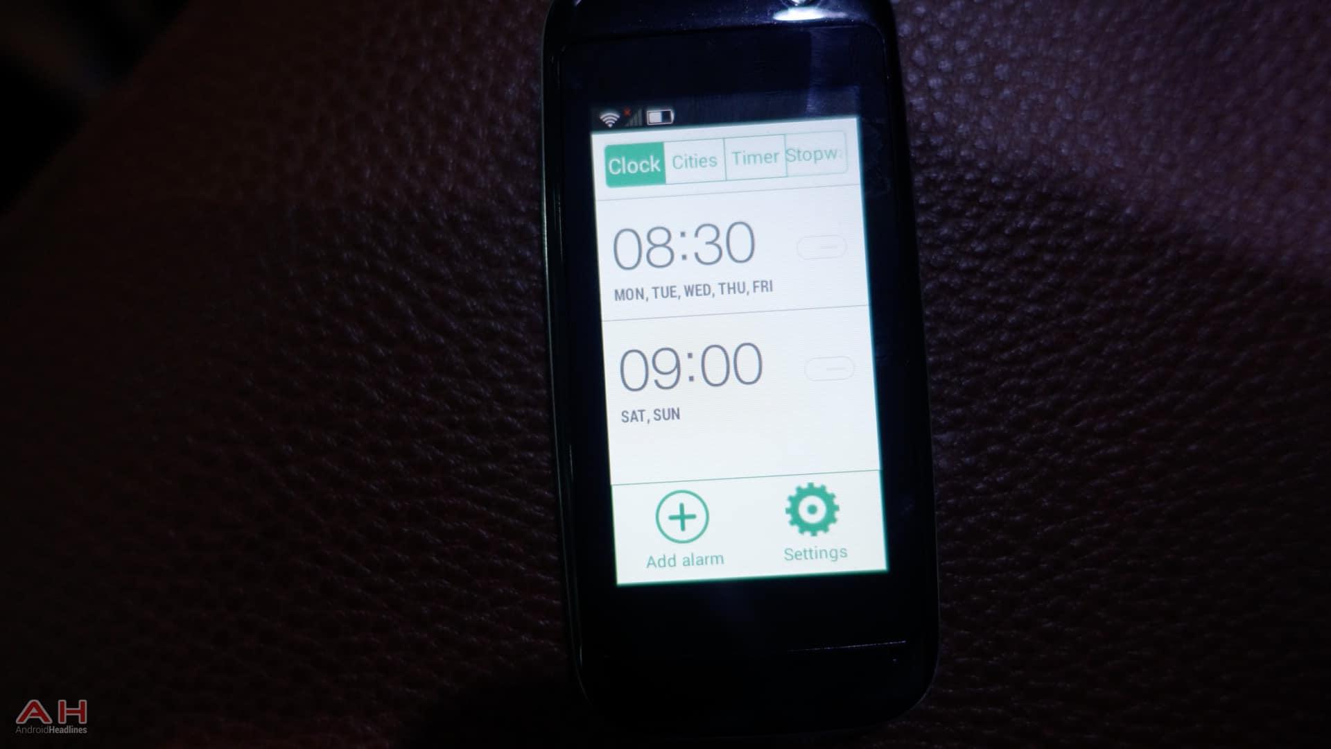 Elephone tiny phone AH 8